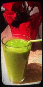 Healthy Vegetable Smoothie