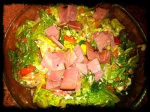 Healthy Veggie Salad