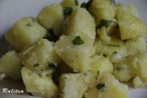 Low Calorie Potato Salad